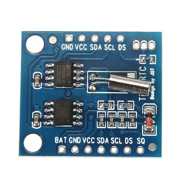 картинка DS1307 AT24C32 Real Time Clock Module | ВсеКомпоненты.ру